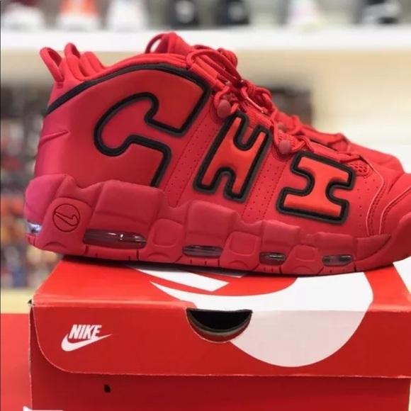 c716b47170 Nike Air More Uptempo QS CHI SZ11.5 AJ3138-600